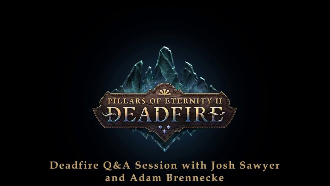 Pillars of Eternity II: Deadfire - Official Pillars of Eternity Wiki