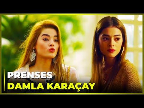 Karaçay'ların Prensesi DAMLA KARAÇAY