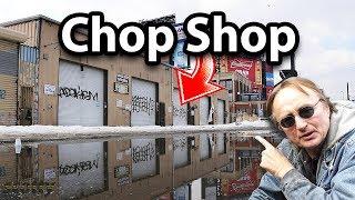 Where Stolen Cars Go In New York City, Chop Shop Paradise