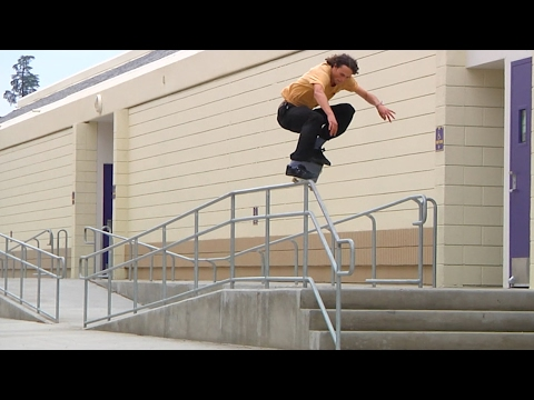 Rough Cut: Evan Smith's 'Spitfire' Part
