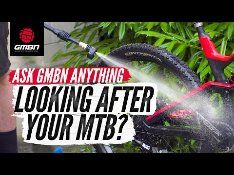 How Should I Wash & Maintain My Mountain Bike? | Ask GMBN Anything About Mountain Biking