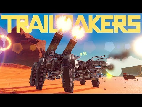 Trailmakers Best Creations - Weaponized Mech Walkers, Sound Barrier Breakers & Hilarious Designs