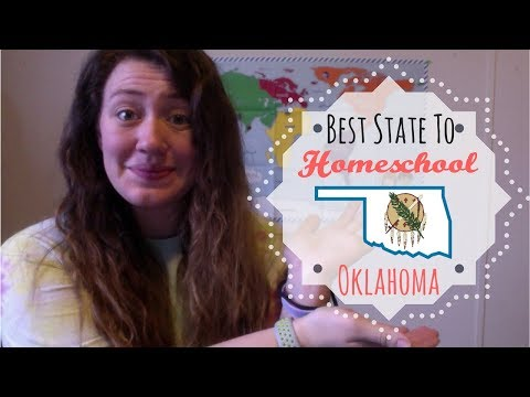Best State to Homeschool | Oklahoma