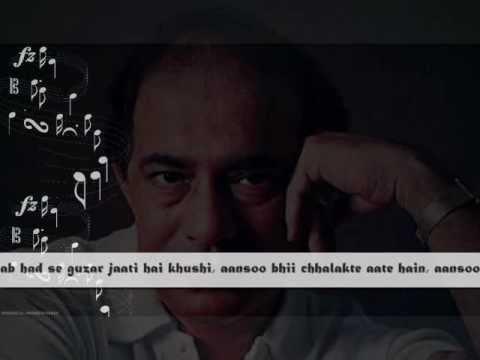 Hai Sabse Madhur Wo Geet..best Of Talat - A Tribute To Shailendra