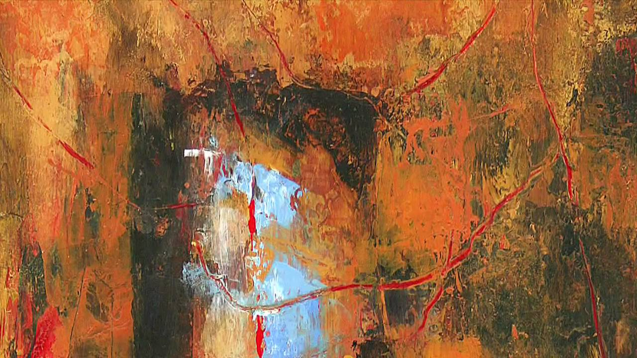 Santa Fe Abstract Paintings Youtube