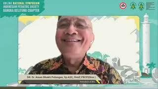 SINAS IDAI 2021 - Panel Disscusion