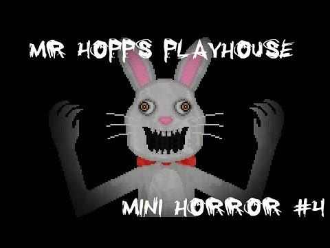 Проклятый кролик .Mr Hopps Playhouse
