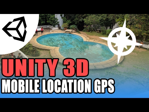Unity Mobile GPS - Real World Location - Unity 3D [Tutorial]