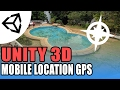 Unity Mobile GPS - Real World Location -