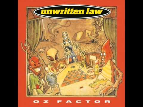 unwitten law - tell me why