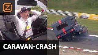 Caravan Crash | Max Verstappen en Daniel Ricciardo op Jumbo Racedagen in Zandvoort | 20/05/2018