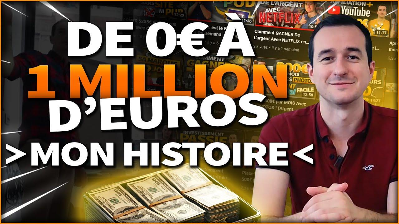 Gagner De 0€ à 1 MILLION€ De Chiffre d'Affaire !