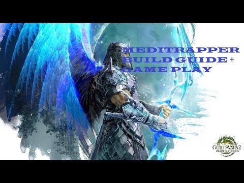 Guild Wars 2 (PvP Build + Game Play) Meditrapper Guardian