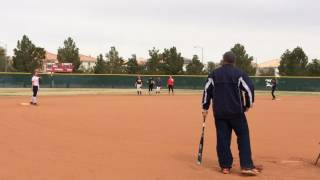 Liberty high school varsity softball tryouts 2017