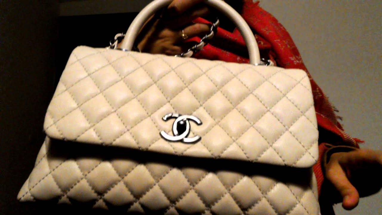 005b058da3d801 CHANEL COCO HANDLE UNBOXING / HAUL - YouTube