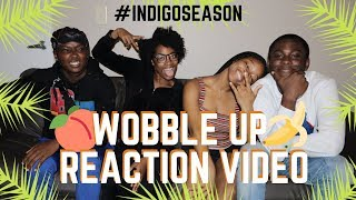 Wobble Up - Chris Brown TEAMBREEZYSDSU Reaction