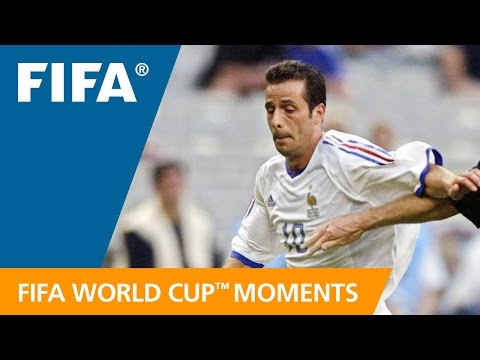 World Cup Moments: Ludovic Giuly