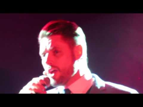Keith Duffy - Boyzlife Tour - Isn't it a Wonder - Glasgow - 2/4/17