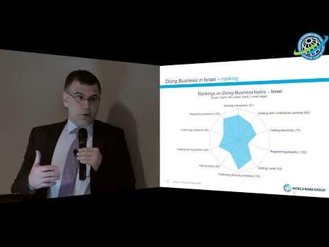 World Bank Ease of Doing Business Index | Dr. Simeon Djankov