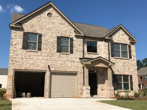 5 BEDROOMS New Construction in Covington Ga.