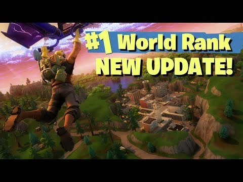 NEW MAP UPDATE - #1 WORLD RANKED 1479 SOLO WINS! - FORTNITE BATTLE ROYALE LIVE STREAM