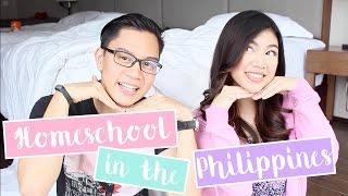 Homeschool Q&A: Why I Homeschooled, Homeschool Routine ++ (Philippines) | Janina Vela