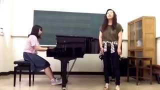 月9の恋仲の主題歌、「君がくれた夏」を歌いました! ピアノは耳コピです...