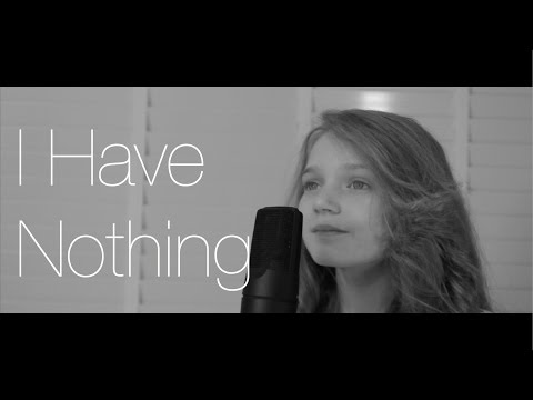 Whitney Houston - I Have Nothing - Cover by 11 year old Sapphire