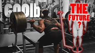 605lb/275kg SQUAT | CHANGING TO LOW-BAR SQUAT | THE FUTURE OF FITNESS