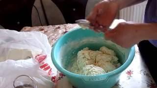 Легкое дрожжевое тесто за 5 минут.Как приготовить