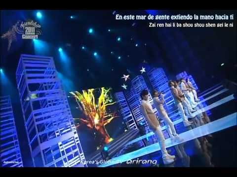 Super Junior M Destiny Live Taiwan Sub Español