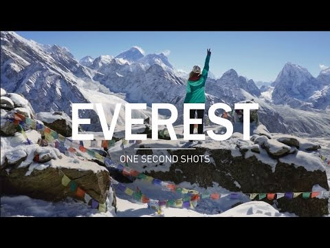 Nepal captured by travel blogger through the lens of 120 unique one second shots