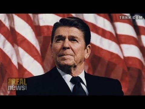 Reagan Celebration Hides Brutal History
