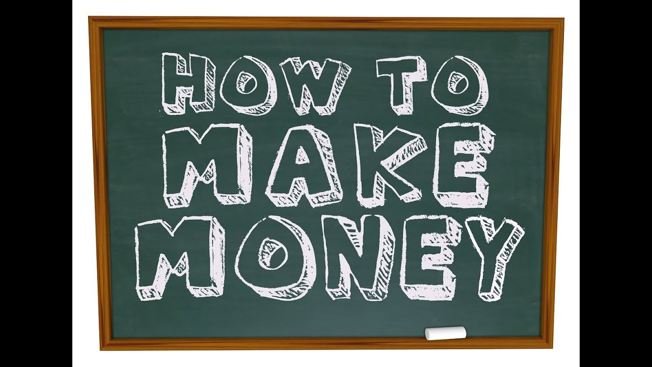 Easy Ways To Earn Money From Home