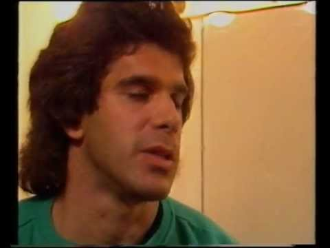 Lou Ferringno On Steroids - Interview 1988