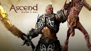Ascend: Hand of Kul Gameplay #2(PC HD)