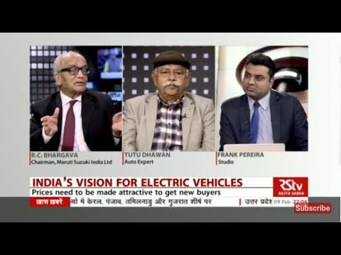 Policy Watch Episode - 304 | India's Vision For Electric Vehicles