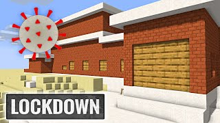 MONSTER SCHOOL IS LOCKDOWN! - Minecraft Animation
