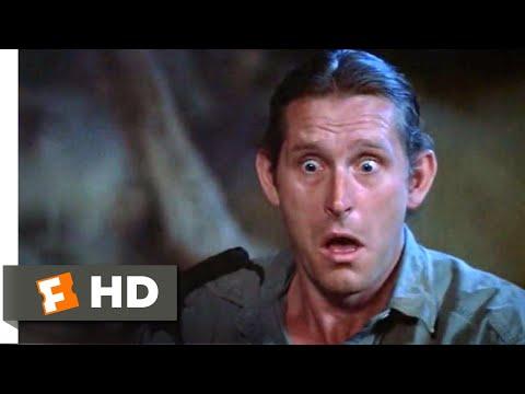 Crocodile Dundee II (1988) - Animal Attack Scene (7/10) | Movieclips