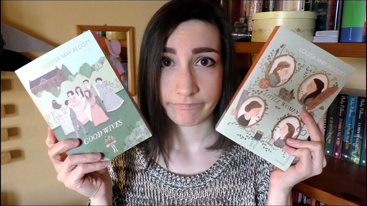 Tea in the Parlor  Book Review    Little Women    print of little Louisa May Alcott is My Passion