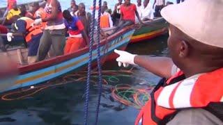 Naufrage d'un ferry en Tanzanie : environ 80 morts selon un nouveau bilan (TV publique)