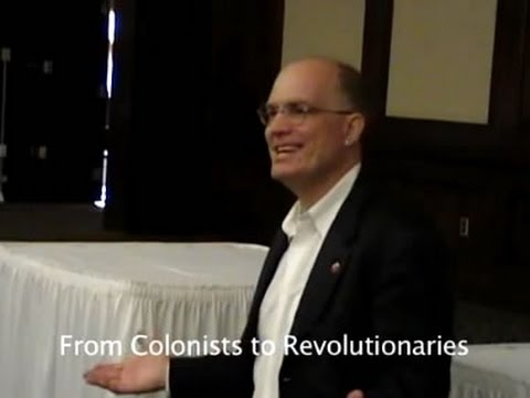 David Cobb: From Colonists to Revolutionaries
