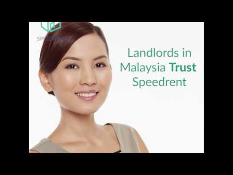 Landlords in Malaysia Trust Speedrent Because...