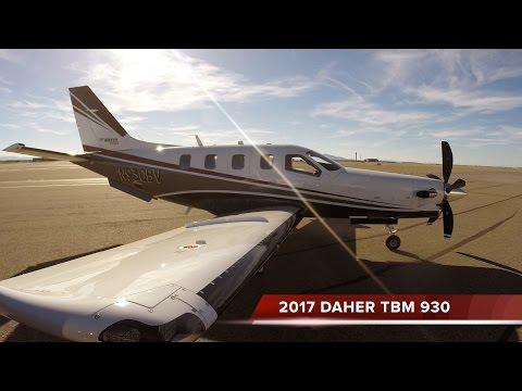 2017 TBM 930