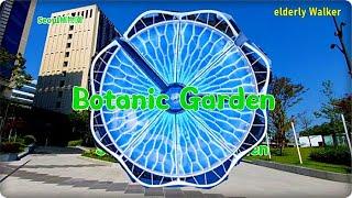 {4K} Walk on the Seoul Botanic…