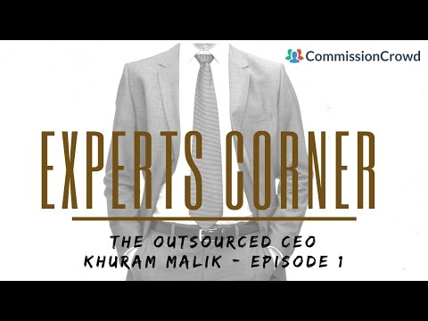 Expert's Corner The Outsourced CEO Episode 1