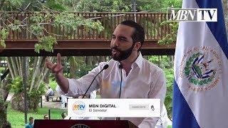 Presidente Nayib Bukele Inaugura el Nuevo y Remodelado #ParqueCuscatlán | HD
