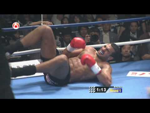 K-1 Final Yokohama 2009 Semmy Schilt vs Badr Hari