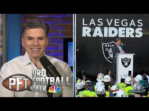 Carr on rumors: 'With my job, it's always a story'  Pro Football Talk  NBC Sports