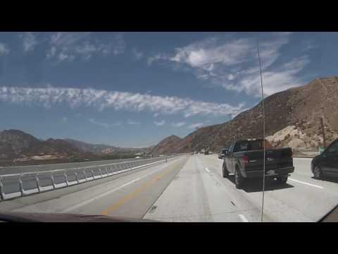 Part 1/x  :Los Angeles to Vegas
